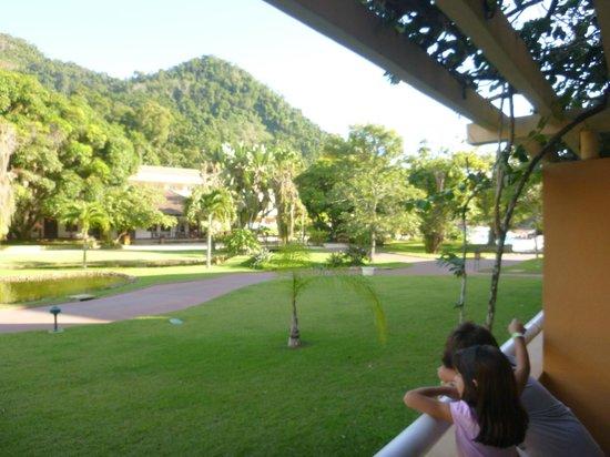 Vila Galé Eco Resort de Angra: Vista da área interna do hotel