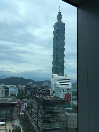 Humble House Taipei: view