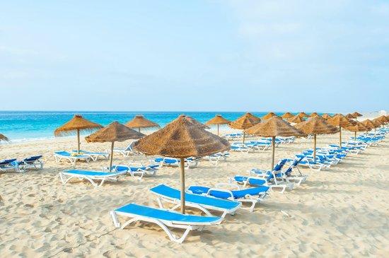 Hotel Oasis Belorizonte : Beach Area