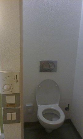 Hotel ibis budget London Whitechapel - Brick Lane: toilette