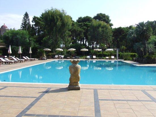 Castello di San Marco Charming Hotel & SPA : Piscina meravigliosa