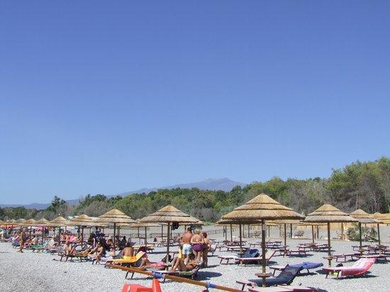 Castello di San Marco Charming Hotel & SPA : Spiaggia privata