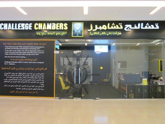 Challenge Chambers