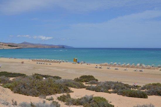 Bahia Calma Bungalows: Playa costa calma