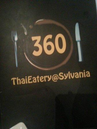 360 degrees Thai Eatery