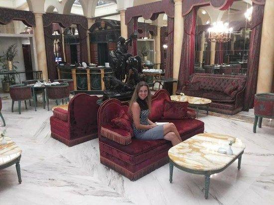 Sonesta Hotel, Tower & Casino Cairo: Lounge