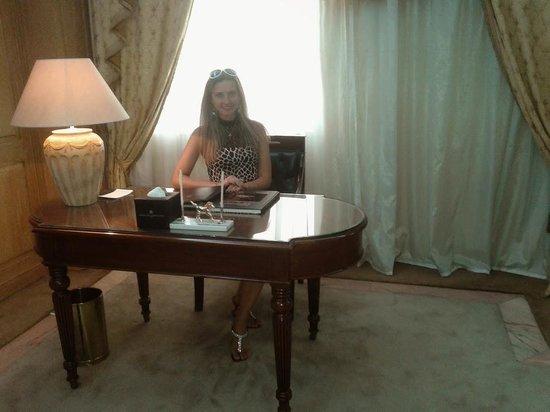 Sonesta Hotel, Tower & Casino Cairo: maybe it will be my new office