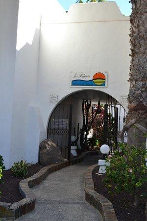 Bahia Calma Bungalows: Entrada a apartamentos