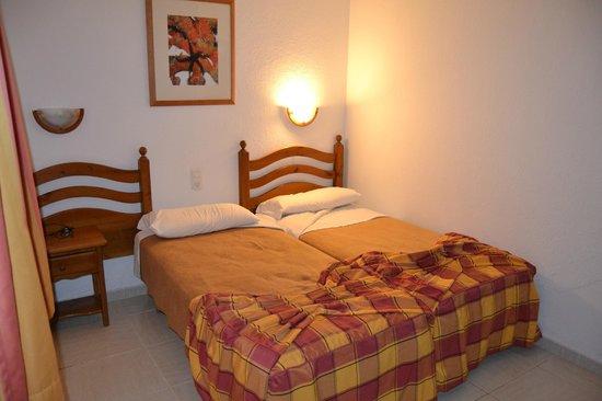 Bahia Calma Bungalows: Habitación de 2 camas