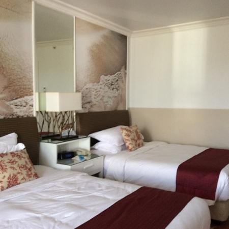Holiday Inn Resort Penang : Twin room