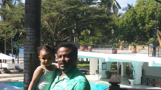 Nyali International Beach Hotel & Spa : Swimming Pool