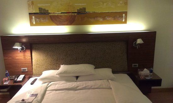 Park Plaza Sukhumvit Bangkok: bedroom