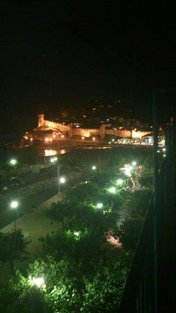 Hotel Rovira : Lo único bueno. Las vistas
