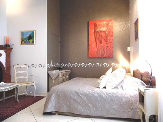 Hotel Le Pre Catelan : Studio 3-4 persons with terrace parents corner