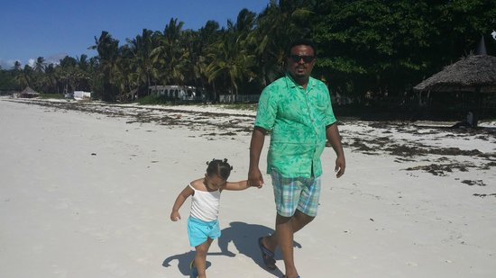 Nyali International Beach Hotel & Spa: The Beach