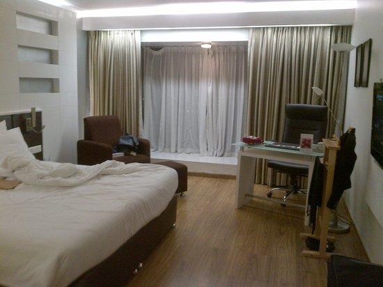Starottel Ahmedabad: Room View 1