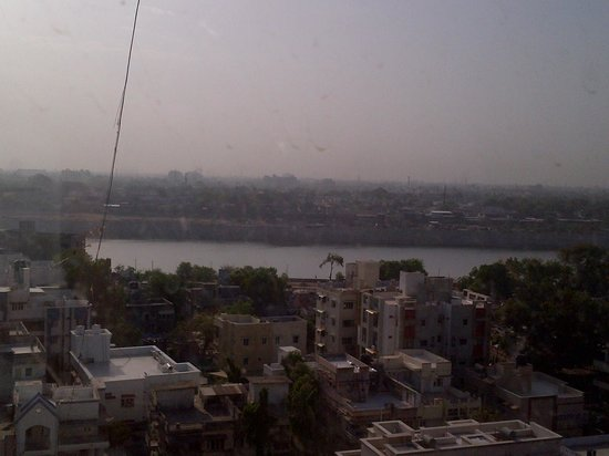 Starottel Ahmedabad: the sabarmati view