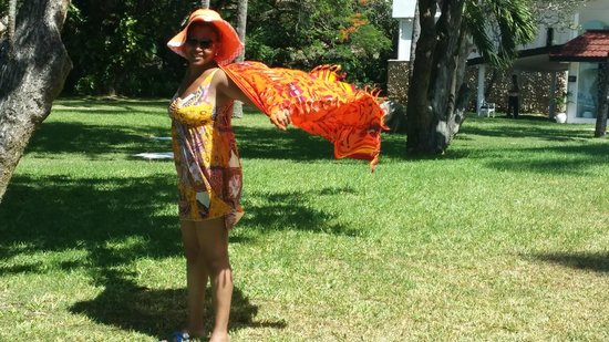 Nyali International Beach Hotel & Spa: The Garden