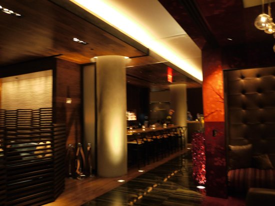Kimpton Ink48 Hotel: ロビー