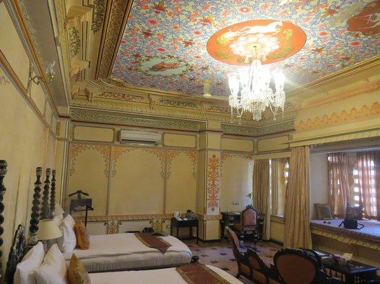 Chunda Palace Hotel: Wow room