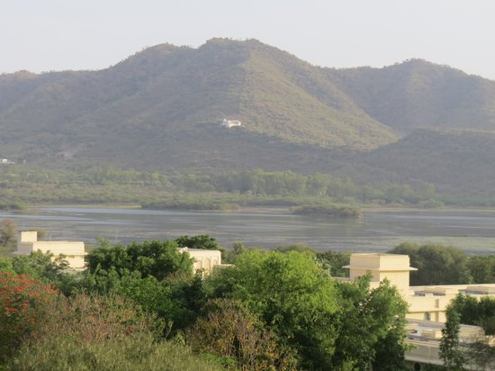 Chunda Palace Hotel: The best views of Udaipur