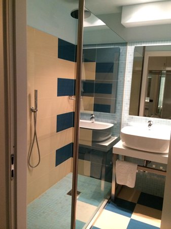 Hotel Motel Mediterraneo: Bagno