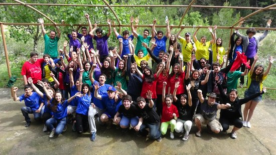 Novaraft - Private Day Adventures: Our school group getting ready for the adventure