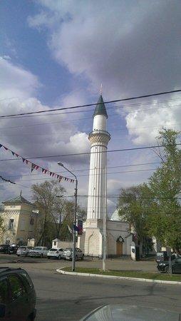 Caravanserai Mosque