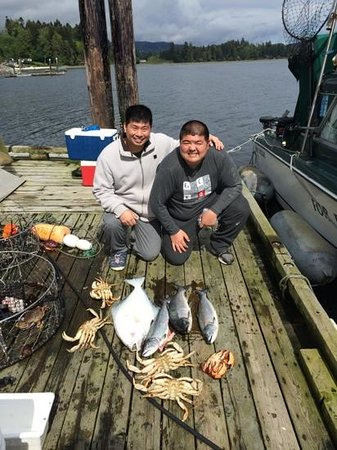 VIP Fishing Charter : may 5,2014