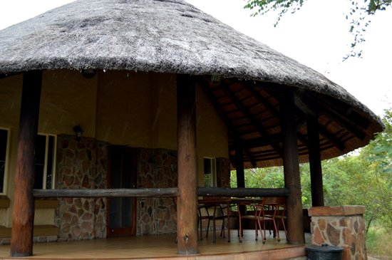 Mopani Rest Camp: Le bungalow FF6V