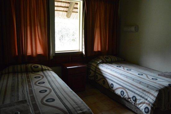 Mopani Rest Camp : Une des trois chambres