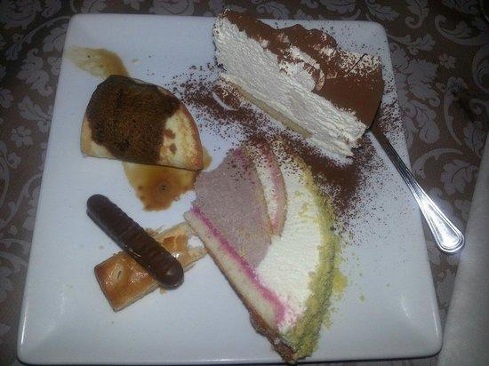 CheckMate: E per finire...IL TOP!!! una cena favolosa e buonissima solo da Sergio e Monia!!! Vi consiglio v