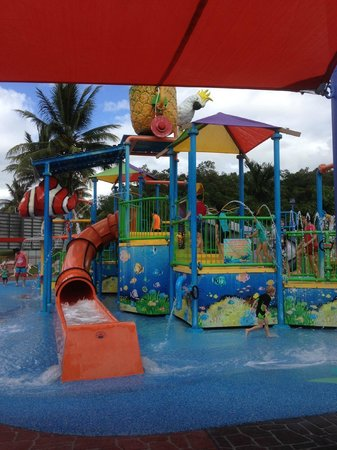 Ingenia Holidays Cairns Coconut: Water park