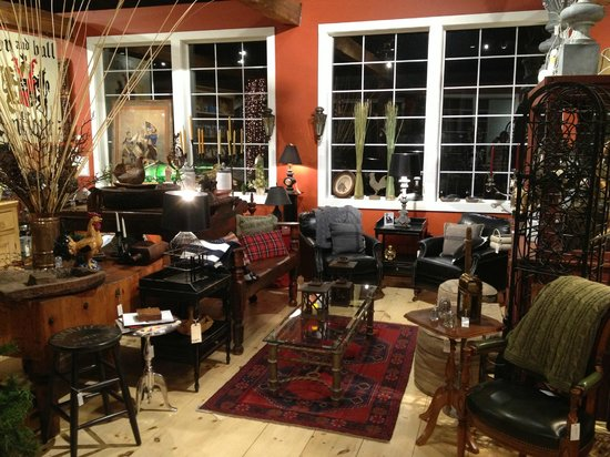 Our eclectic shop filled with a variety of furniture. Our eclectic shop filled with a variety of furniture  home decor