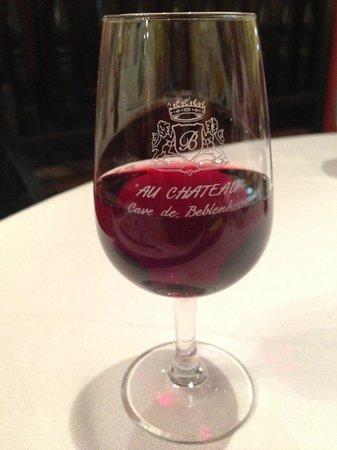 Le Caveau Saint Pierre : Alsace Red Wine