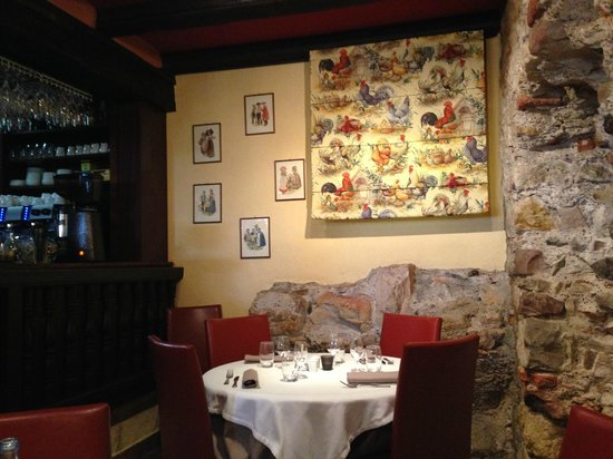 Le Caveau Saint Pierre : Interior