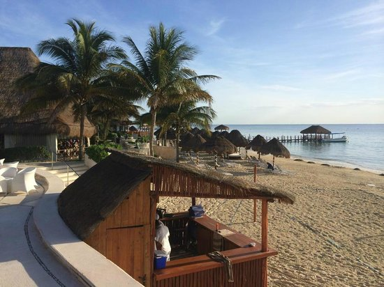 Azul Beach Resort Riviera Maya: Beach