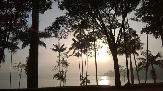 Sao Paulo, SP: Orla da represa de Guarapiranga