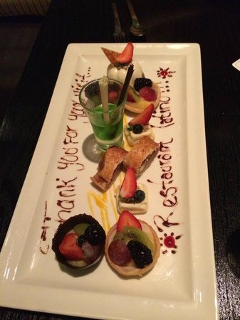 Azul Beach Resort Riviera Maya: Sweet Selection