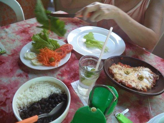 Papoula Culinaria Artesanal: bife a parmegiana