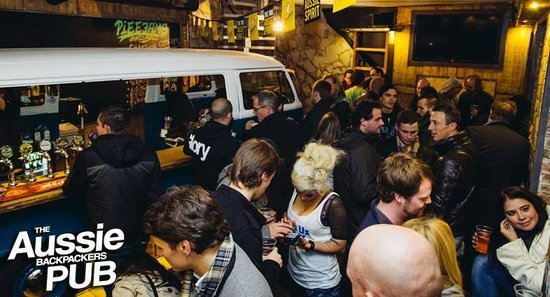 Riga Old Town Hostel & Backpackers Pub: Daily Happy Hours & Beer Ttasting