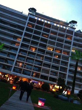 Le Grand Hotel: Hotel