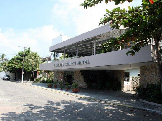 Ubatuba Palace Hotel: Fachada