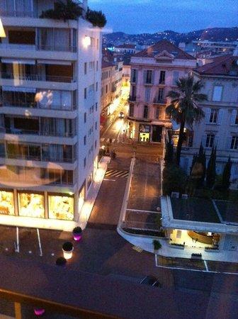 Le Grand Hotel : View