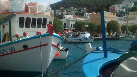 Hotel Miramare: Saint Marina ,Agia Marina