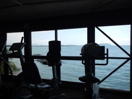 Century Langkawi Beach Resort: The gym