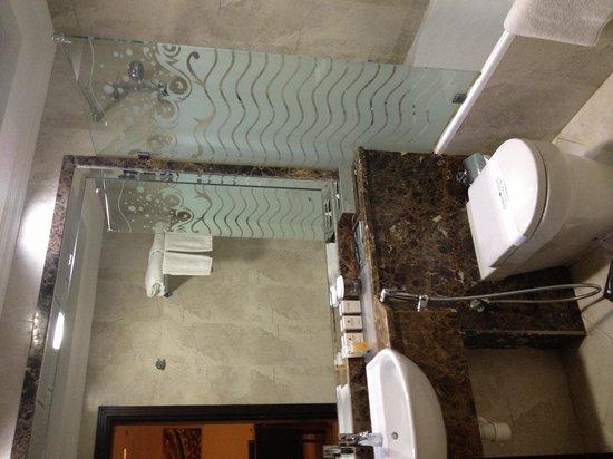 Al Nawras Hotel Apartments : Ванная