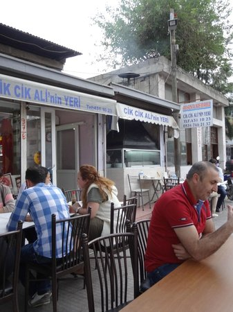 CikCik Ali in Adana