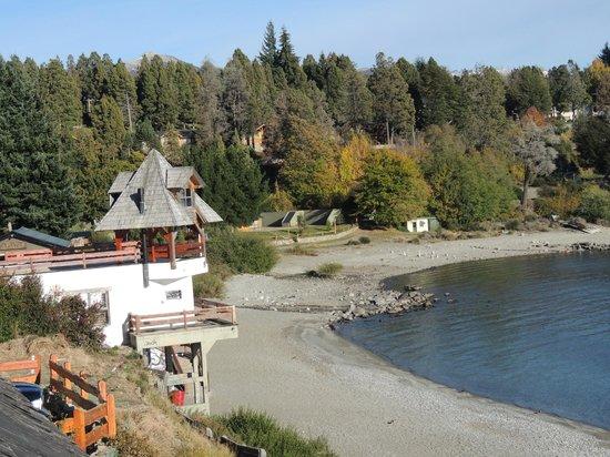 Hostal Del Lago : que linda vista!!!