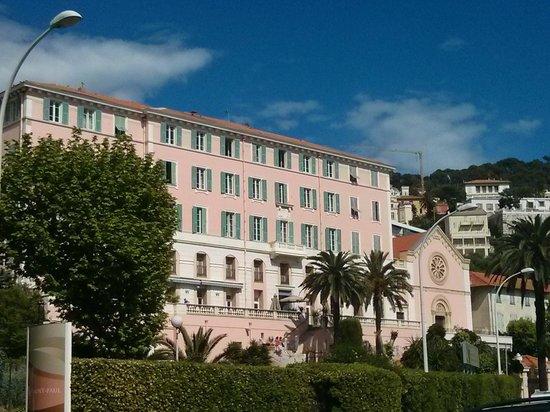 Le Saint Paul : Hôtel